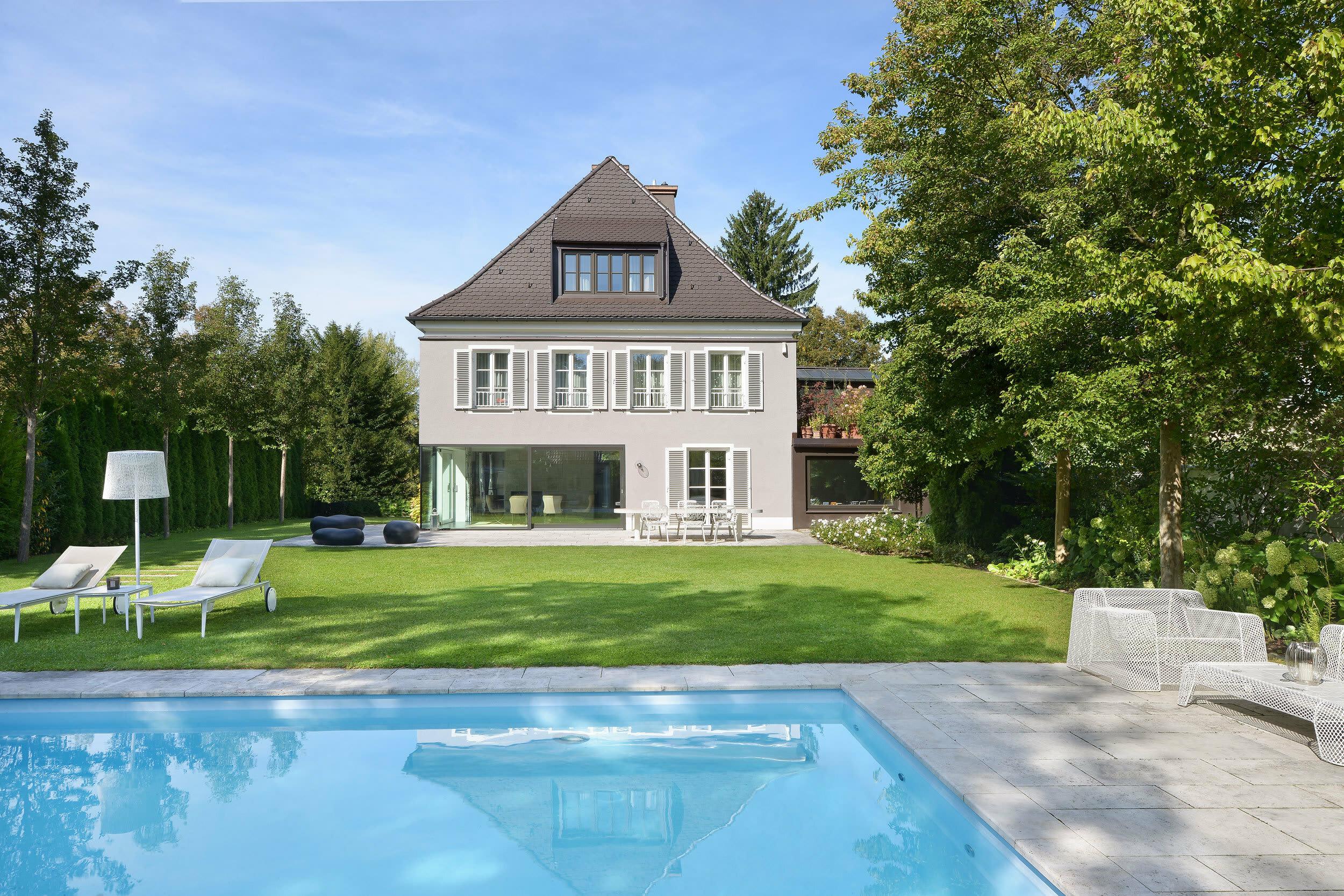 München villa Muchen Villa.